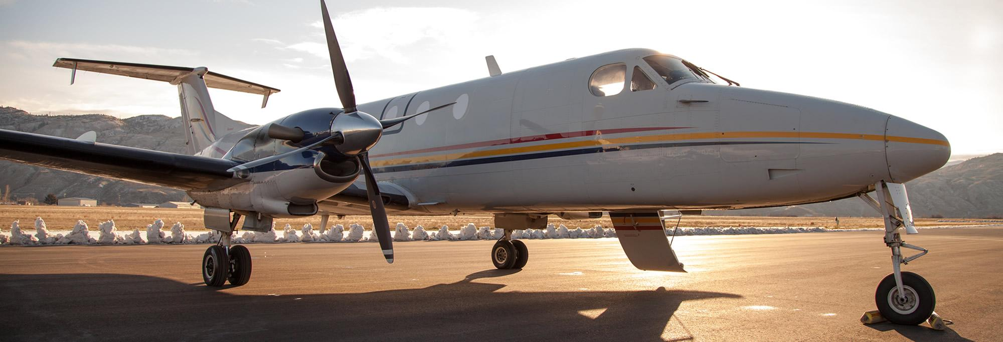 Beechcraft King Air Training